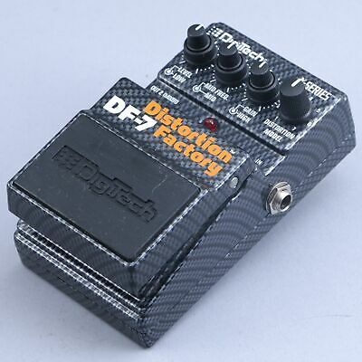 $ CDN72.60 • Buy Digitech DF-7 Distortion Factory Guitar Effects Pedal P-13483