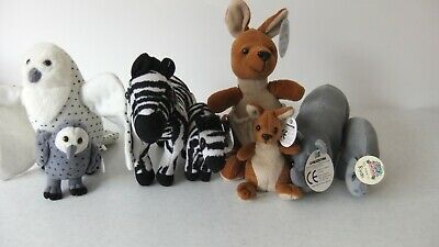 £4.50 • Buy My Animal Kingdom Soft Toys Collection - New With Tag