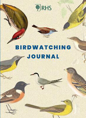 £9.85 • Buy RHS Birdwatching Journal | Royal Horticultural Society