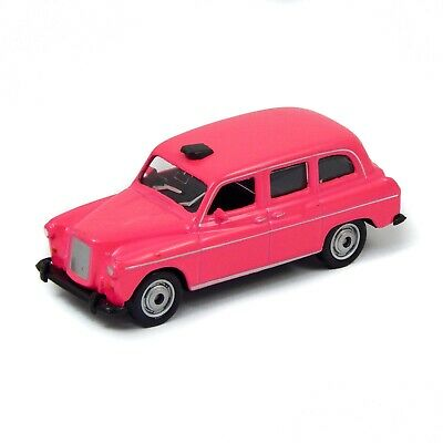 £5.95 • Buy Austin FX4 London Taxi Pink Welly NEX Series 1:60 1:64 52240 3  Inch Toy Car