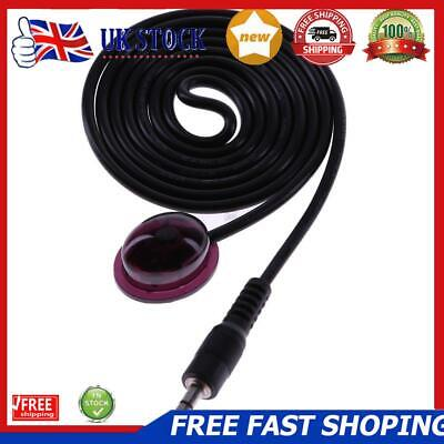 £4.68 • Buy 3.5mm IR Infrared Remote Control Receiver Extender Repeater Cable 38KHz