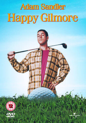 AU9 • Buy Happy Gilmore DVD | (Adam Sandler) (1996) (Comedy)