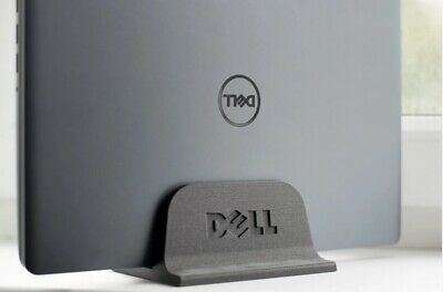 £18.99 • Buy Vertical Laptop Stand Holder Dell Desktop Holder With Or Without Dell Logo PM DM