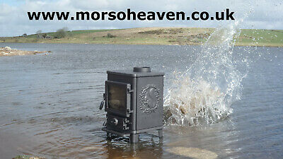 £0.99 • Buy Morso Heaven's Squirrel 1430 (manual).Stove Available For £625 From Our Website.