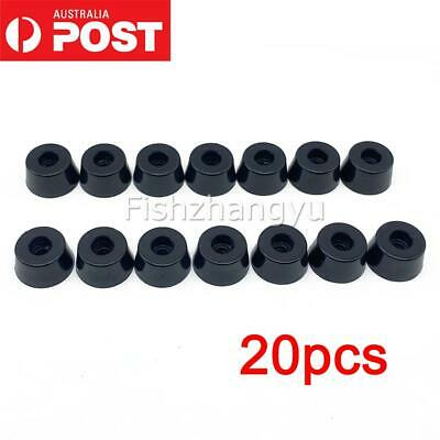 AU6.95 • Buy 20pcs Rubber Furniture Table Chair Feet Leg Pads For Tile Floor Protectors Cover