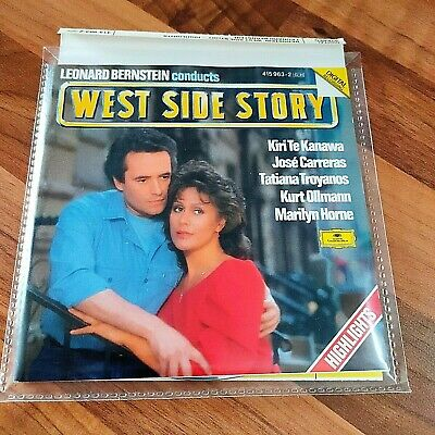 £1.99 • Buy Leonard Bernstein Conducts  West Side Story Highlights No Case CD Album Various