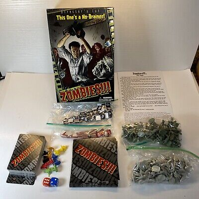 £10.42 • Buy Twilight Creations Zombies Board Game Directors Cut 2nd Ed Evil Dead Complete
