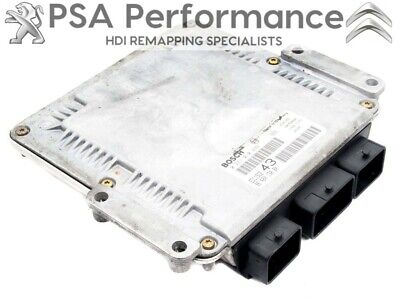 £99.95 • Buy Peugeot 306 2.0 Hdi 90 Tuned Remapped Ecu Plug Play 129 Ps Immo Off0281010592