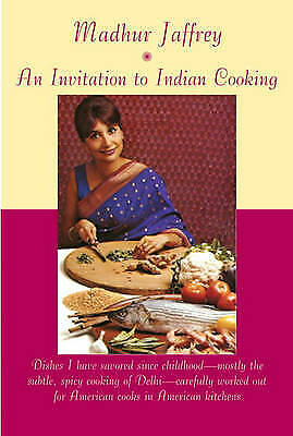 £11.55 • Buy An Invitation To Indian Cooking: A Cookbook By Madhur Jaffrey (Paperback, 2011)