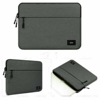 $14.99 • Buy For MacBook Air 11  13 Pro 15  Retina Leather Laptop Sleeve Bag Pouch Case Cover