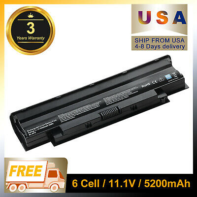 $12.99 • Buy Battery J1KND For DELL Inspiron 13R 14R 3520 3420 M5030 N5110 N5050 N4010 N7110