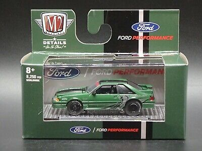 $9.99 • Buy 2021 M2 Machines Auto Meets 1987 Ford Mustang Gt Custom R55 30-56 1:64
