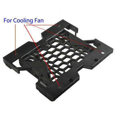 AU6.27 • Buy 5.25  To 3.5  2.5  SSD HDD Tray Caddy Case Adapter Cooling Fan Mounting Bracket