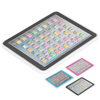 £7.96 • Buy Baby Kids Tablet Educational Toy Boy Girls Early Learning Study English Toy Gift