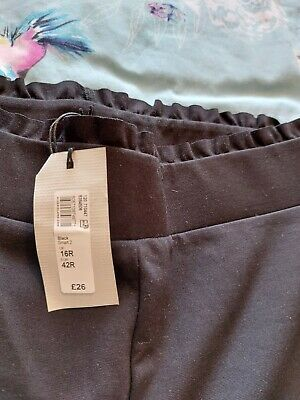 £10 • Buy Size 16 River Island Thick Leggings New