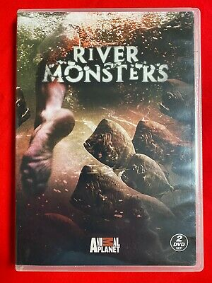 £18.72 • Buy River Monsters (DVD 2009 2-Discs) Region 1 Animal Planet FREE SHIPPING