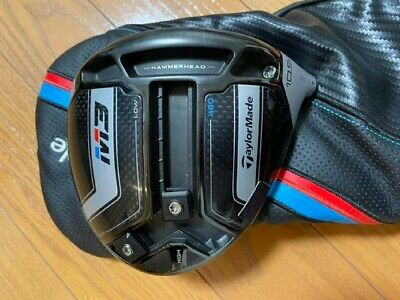 $ CDN221.04 • Buy TaylorMade Head Only M3 10.5 Driver With Head Cover Good Used Condition
