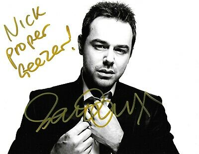 £28.69 • Buy Danny Dyer Signed 10x8 Autograph Photo - Eastenders - The Business - Doghouse