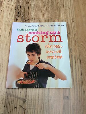 £3 • Buy Sam Stern's Cooking Up A Stotm