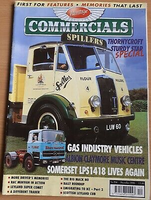 £5 • Buy Heritage Commercials 204 December 2006 Free Postage