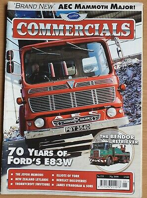 £5 • Buy Heritage Commercials 233 May 2009 Free Postage