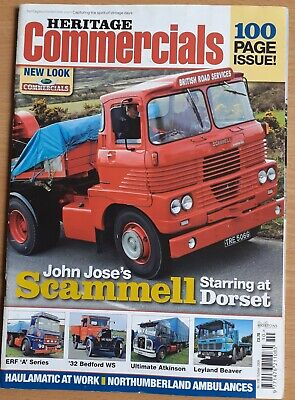 £5 • Buy Heritage Commercials 238 October 2009 Free Postage