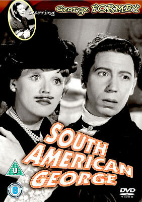 £4.50 • Buy South American George DVD   George Formby   Comedy   1941