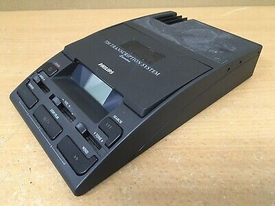 £60 • Buy Philips LFH 720 Transcriber Dictaphone (Main Dictation Machine Only)