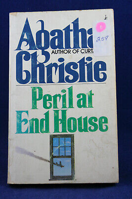 £4.60 • Buy Peril At End House By Agatha Christie