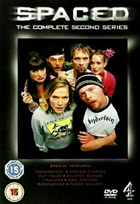 £1.59 • Buy [DISC ONLY] Spaced Complete Series 2 (DVD, 1999) Simon Pegg JESSICA STEVENSON