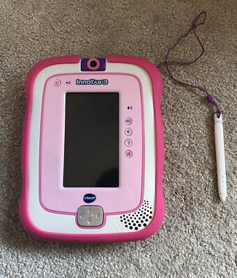 £12.50 • Buy Vtech Innotab 3 Pink With Pink Case
