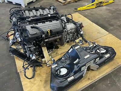 $10499.99 • Buy 39k 2015-2017 FORD MUSTANG GT COYOTE 5.0 ENGINE AUTOMATIC AUTO TRANS 6r80 KIT