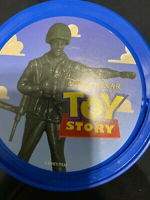 £8.50 • Buy NEW Official Disney Toy Story Green Army Men Bucket O' Soldiers - 90 Piece Set