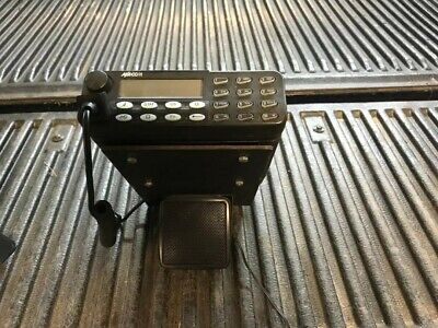 $40 • Buy M/a-com Macom Panther 605m Gm605hc4x W/ Mount Mic & Speaker Used Tested Working