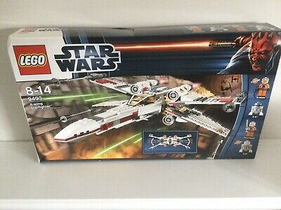 £119.99 • Buy Lego Star Wars 9493 X-wing Starfighter New! Sealed!
