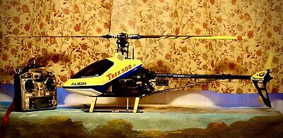 £1960 • Buy Classic Align T-Rex 500, Equipted With DJI Naza H, RTF RC Helicopter