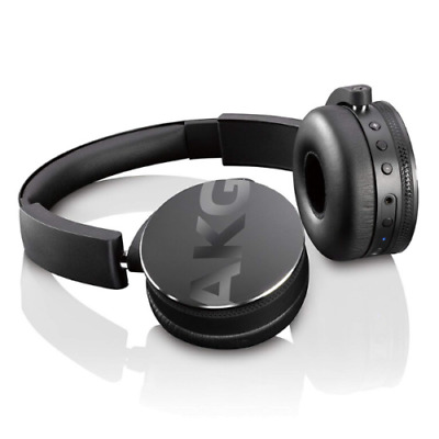 View Details Akg Y50bt On-ear Closed Back Bluetooth Wireless Headphones W/ Cable - Y50btblk • 74.95£