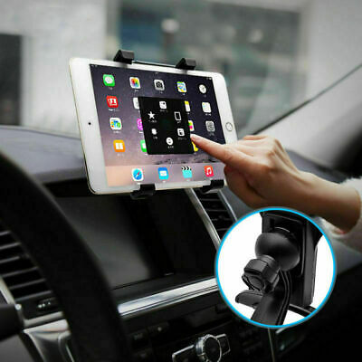 £114.59 • Buy Universal In Car Tablet Holder Mount Windscreen Dashboard Suction Fit IPad Phone