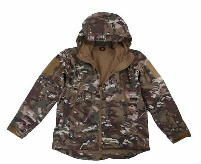 $42.95 • Buy Tactical Scorpion Soft Shell Mens Military Waterproof Hooded Multicam Jacket