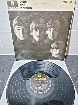 £49.99 • Buy The Beatles - With The Beatles UK 1st Press 1963 Mono - PMC1206 - XEX 448-1N