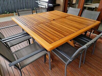 AU380 • Buy Outdoor Dining Setting - 8 Seater