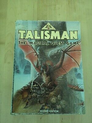 £39.99 • Buy Games Workshop Talisman - The Magical Quest Game 2nd Edition Complete