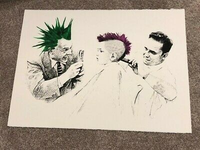 $1845 • Buy Mr Brainwash      My First Concert    Screen Print. Run: 100, Signed And #d