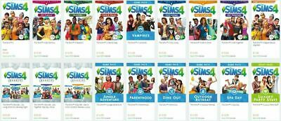 AU36.88 • Buy The Sims 4 Withalmost ALL DLC And 9 Expansions Packs Origin Account !