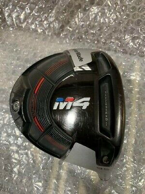 $ CDN188.25 • Buy TaylorMade M4 Driver Head Only Loft 9.5 With Head Cover Good Condition