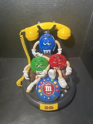 $50 • Buy M&m's Animated Telephone M&m's Characters