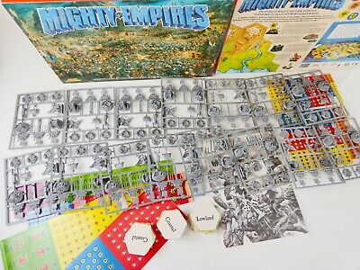 £299.95 • Buy Mighty Empires Board Game 100% Complete PRIME ON SPRUES UNUSED [ENG, 1990]