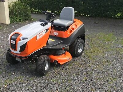 £2750 • Buy Stihl Ride-On Mower Model 5112z, 2 Yrs Old, With 110cm Cutting Deck & Collector