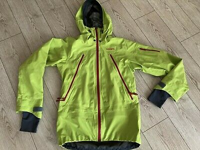 £89 • Buy Norrona Narvik Gore-Tex Comfort Shell Stretch Men's Jacket Size ''S''
