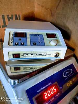 £70 • Buy Last Ultrasound Therapy Machine Physiotherapy Equipment 1Mhz Pain Relax Superb